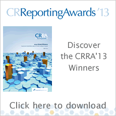 CRRA'13 Winners Announced